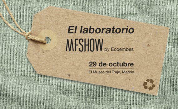 Ecoembes y MFSHOW organizan el primer encuentro sobre reciclaje y moda sostenible