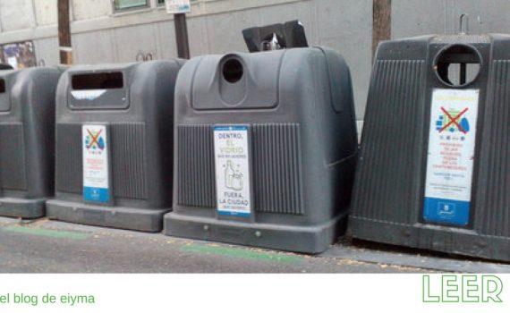 Nueva metodología para conocer el impacto ambiental de los contenedores