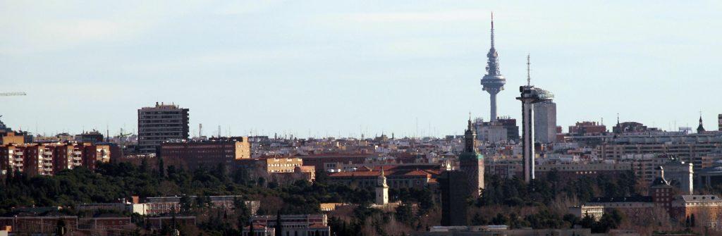 El dióxido de nitrógeno ha bajado en la atmósfera de Madrid durante los últimos años, pero se han incrementado otras moléculas nocivas, como el ozono